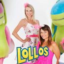 Lollos – 5 DVD's on Showmax!