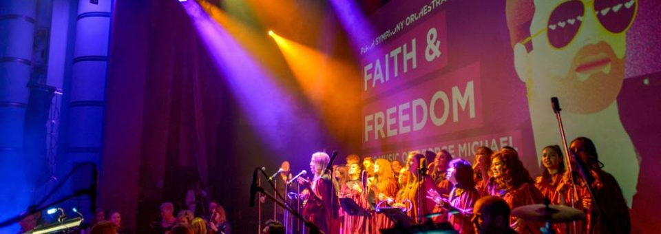 FAITH AND FREEDOM: THE MUSIC OF GEORGE MICHAEL